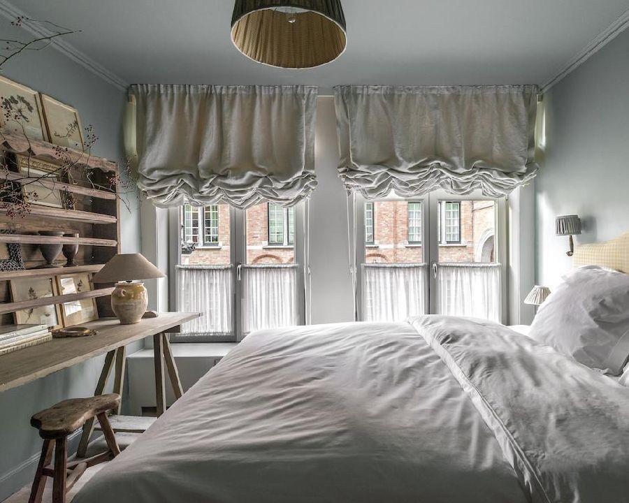 adelaparvu.com despre apartament la mansarda in stil rustic, Bruges, Apartment Dijver (3)