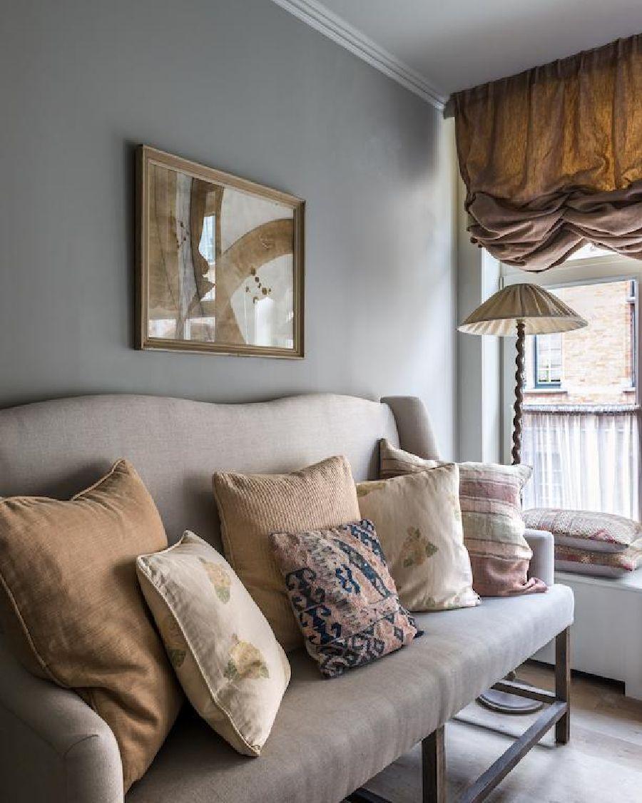 adelaparvu.com despre apartament la mansarda in stil rustic, Bruges, Apartment Dijver (5)