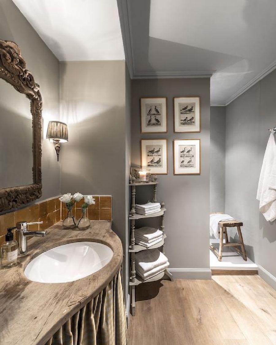 adelaparvu.com despre apartament la mansarda in stil rustic, Bruges, Apartment Dijver (6)