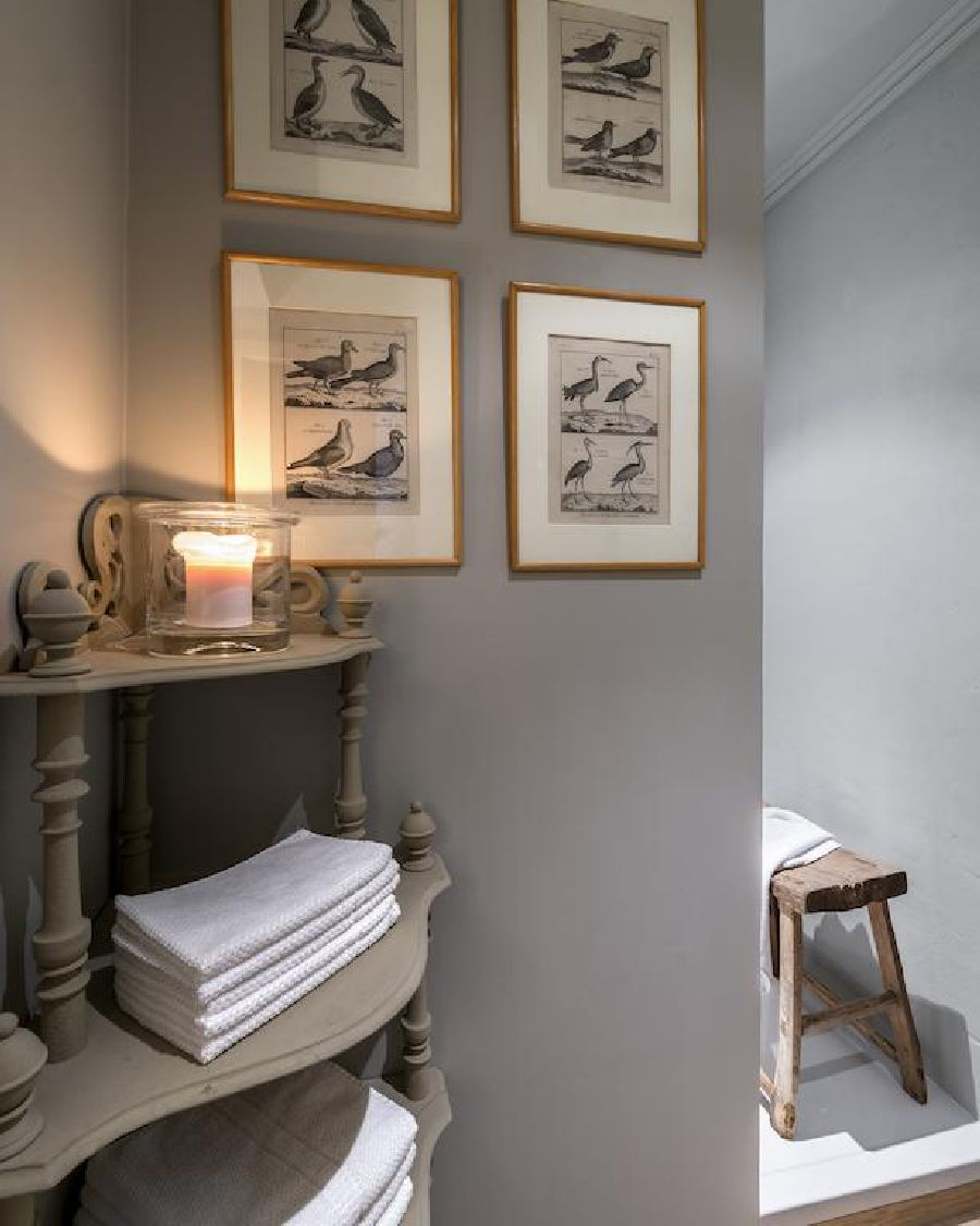 adelaparvu.com despre apartament la mansarda in stil rustic, Bruges, Apartment Dijver (8)