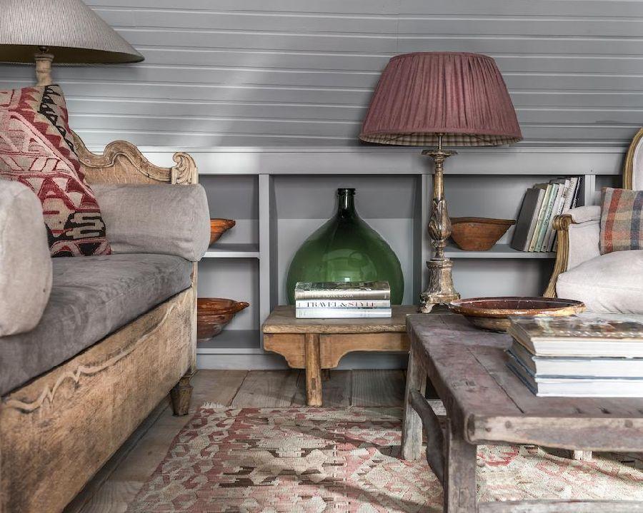 adelaparvu.com despre apartament la mansarda in stil rustic, Bruges, Apartment Dijver (9)