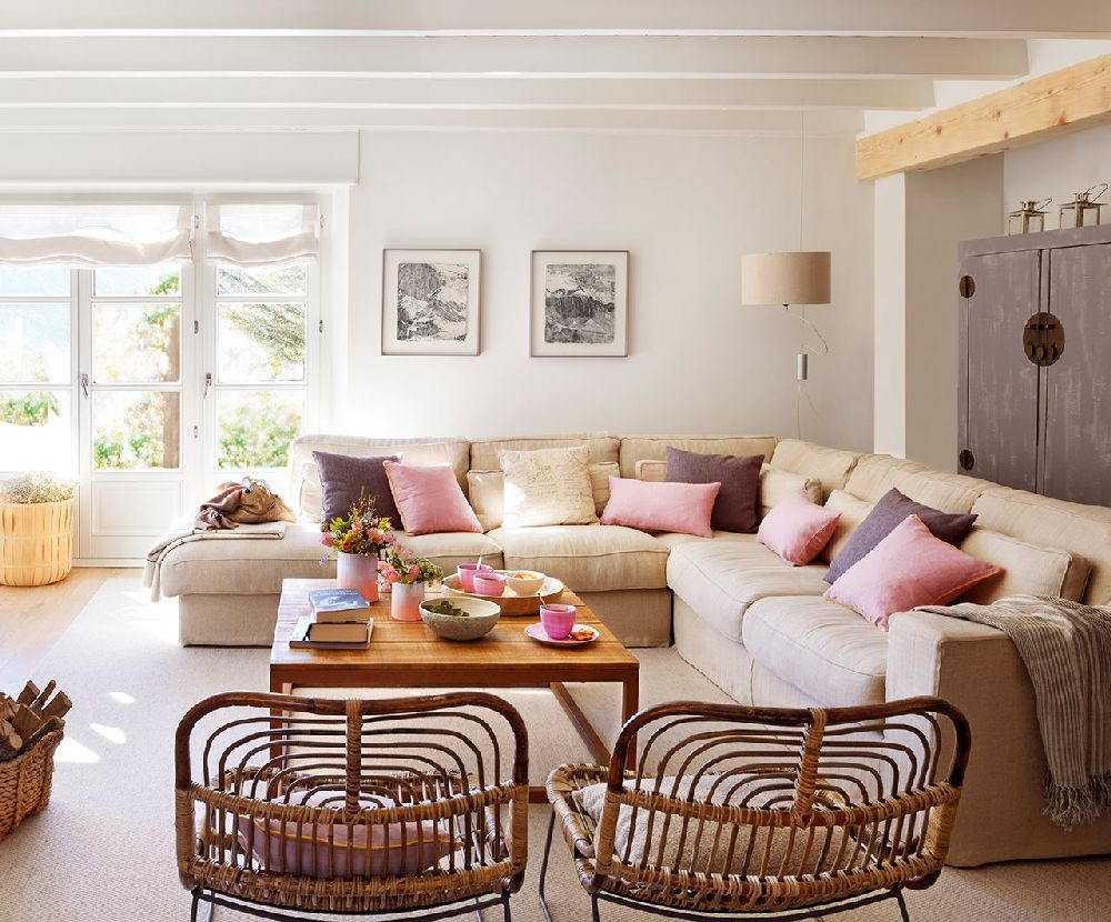 adelaparvu.com despre apartament la munte, designer interior Carolina Juanes, Foto ElMueble (9)