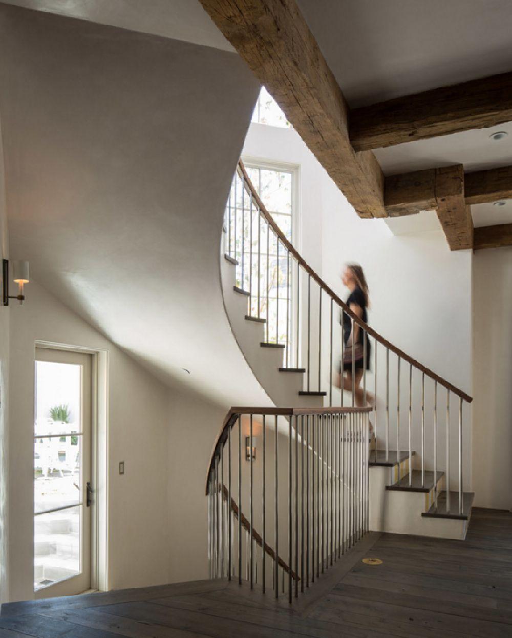 adelaparvu.com despre casa cu interior rustic combinat cu actual, Los Angeles, Foto Michael Kelley (5)