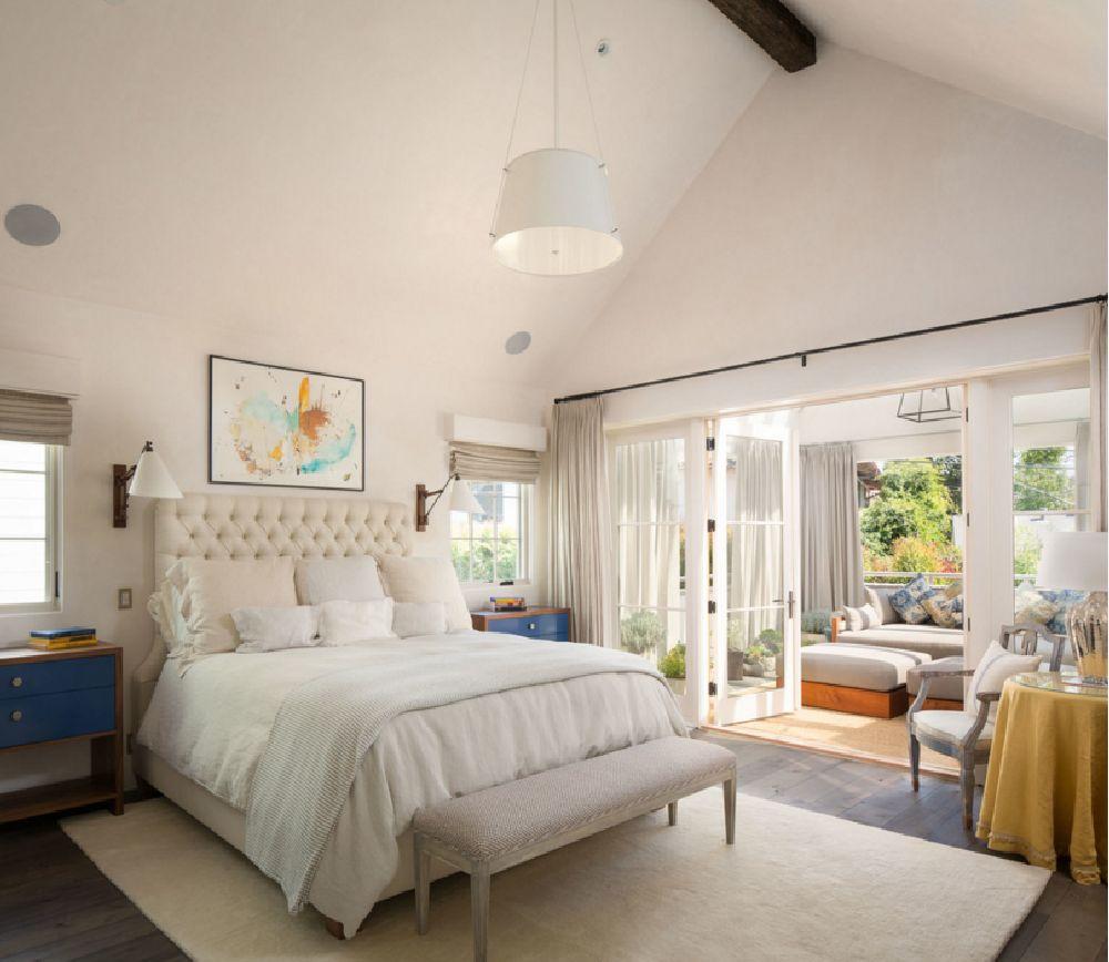adelaparvu.com despre casa cu interior rustic combinat cu actual, Los Angeles, Foto Michael Kelley (6)