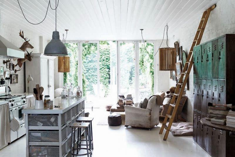 adelaparvu.com despre casa in fosta fabrica, Australia, designer Lynda Gardener, Foto Mikkel Yang (1)