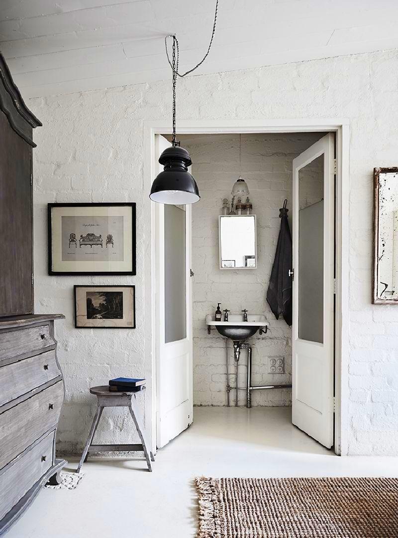 adelaparvu.com despre casa in fosta fabrica, The White Room Australia, designer Lynda Gardener Foto Est Magazine, Lisa Cohen (5)