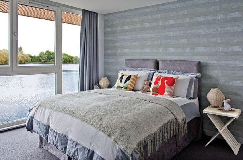 adelaparvu.com despre casa moderna pe malul lacului, casa Anglia, Gloucestershire, Foto Weranda, Polly Eltes, Narratives (19)