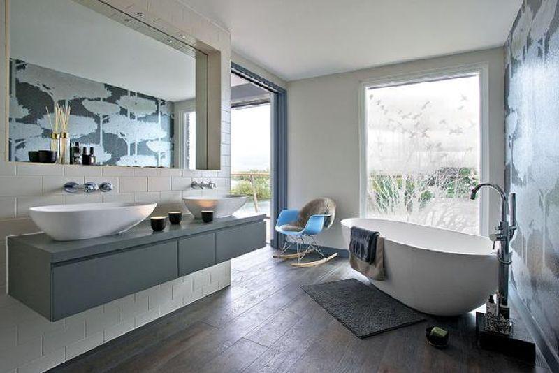 adelaparvu.com despre casa moderna pe malul lacului, casa Anglia, Gloucestershire, Foto Weranda, Polly Eltes, Narratives (20)