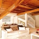 adelaparvu.com despre casa montana decorata in alb, casa Spania, designer Mercedes Alvarez de Toledo, Foto ElMueble (16)