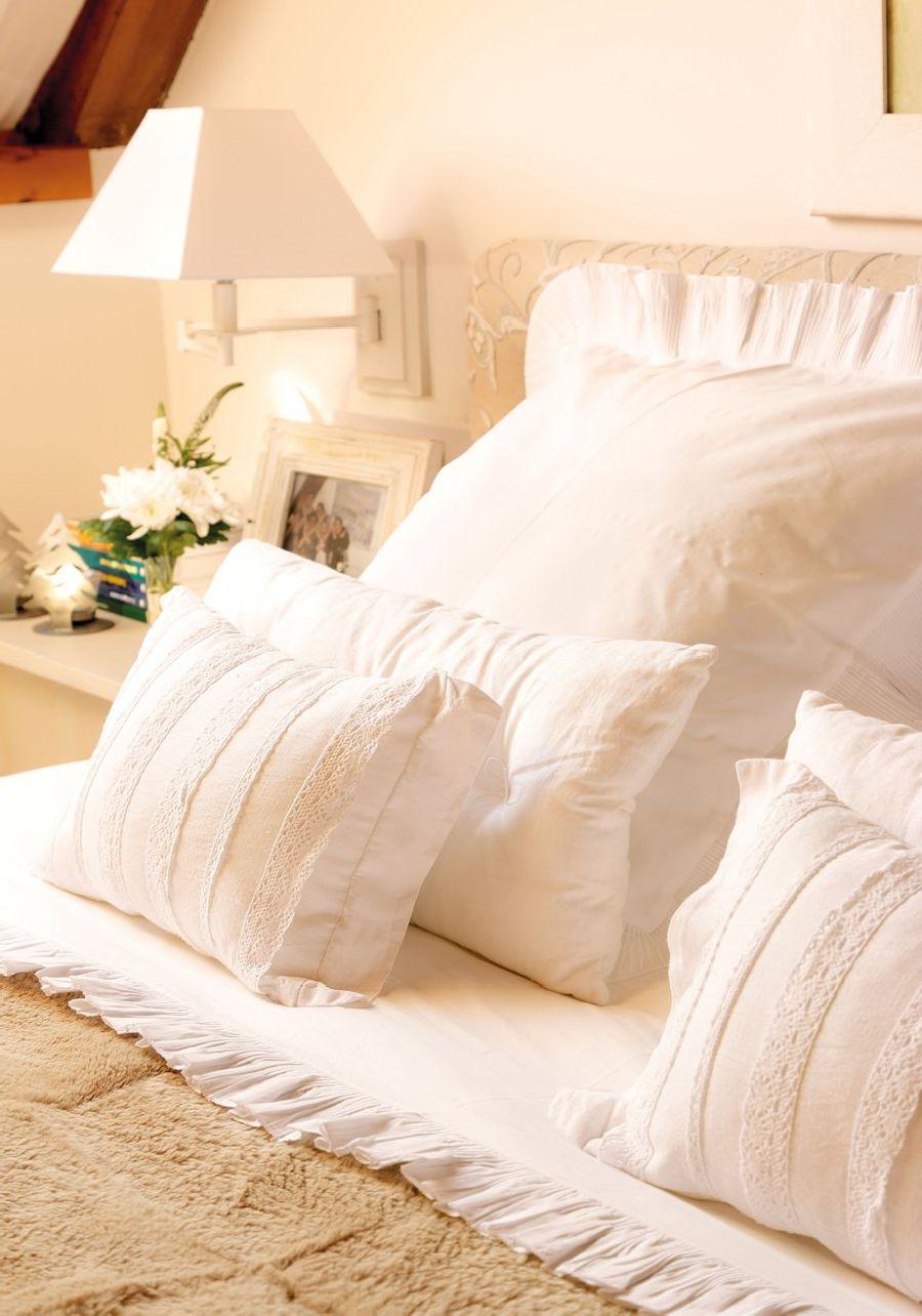 adelaparvu.com despre casa montana decorata in alb, casa Spania, designer Mercedes Alvarez de Toledo, Foto ElMueble (7)