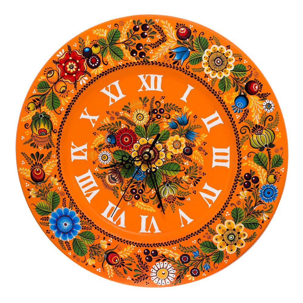 adelaparvu.com despre ceasuri pictate manual, artist Cosmina Lucaciu, Pictura Decorativa Onesti, Foto Fotoclipa (12)