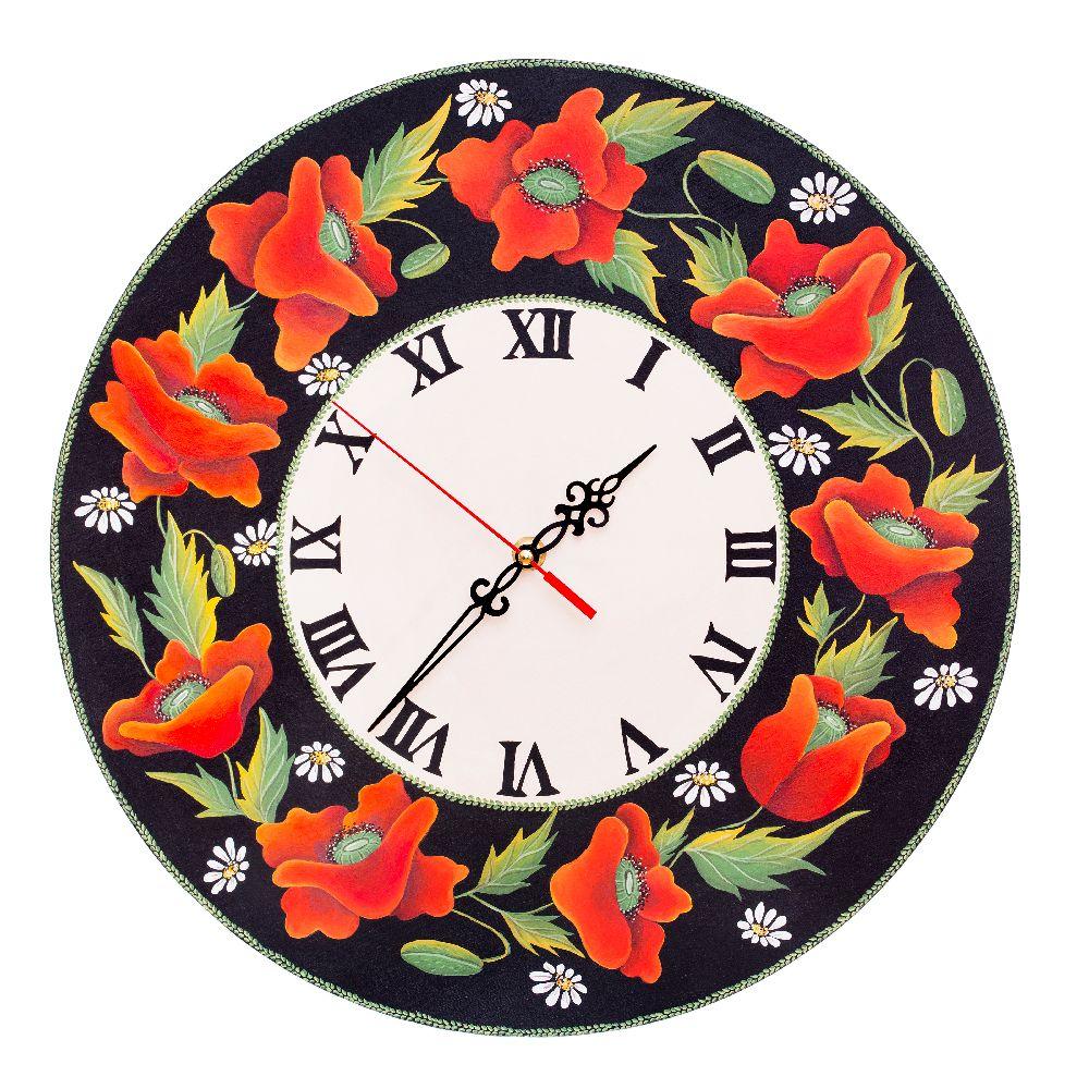 adelaparvu.com despre ceasuri pictate manual, artist Cosmina Lucaciu, Pictura Decorativa Onesti, Foto Fotoclipa (14)