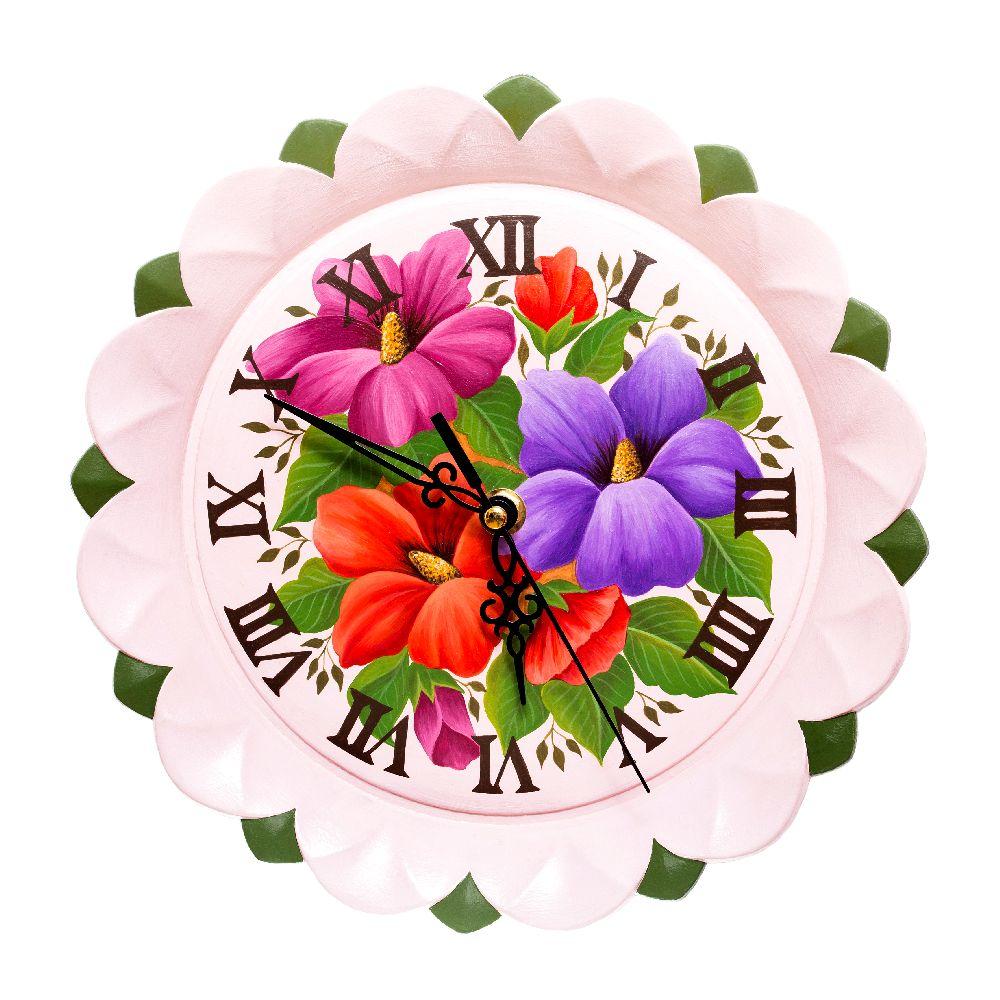 adelaparvu.com despre ceasuri pictate manual, artist Cosmina Lucaciu, Pictura Decorativa Onesti, Foto Fotoclipa (3)