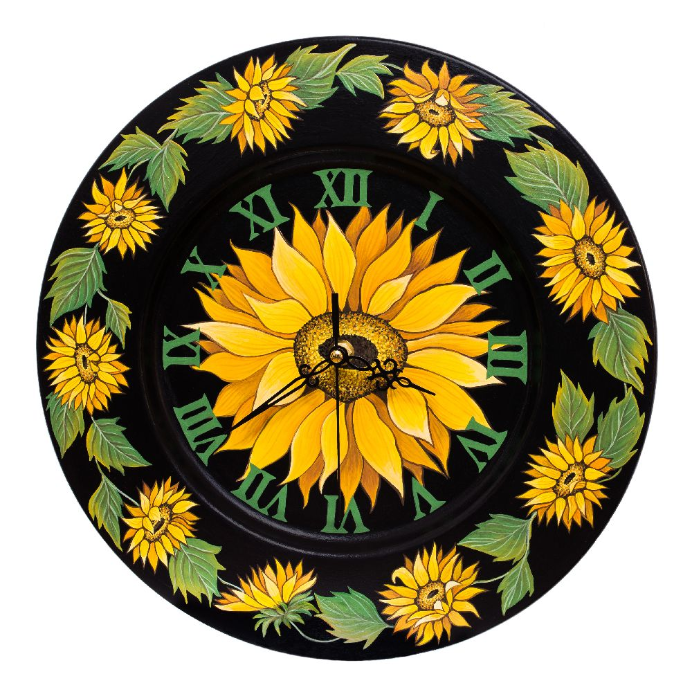 adelaparvu.com despre ceasuri pictate manual, artist Cosmina Lucaciu, Pictura Decorativa Onesti, Foto Fotoclipa (6)