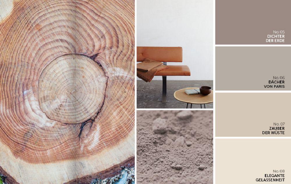 adelaparvu.com despre culorile anului 2016, paleta Maro, Color Trends 2016 Alpina (5)