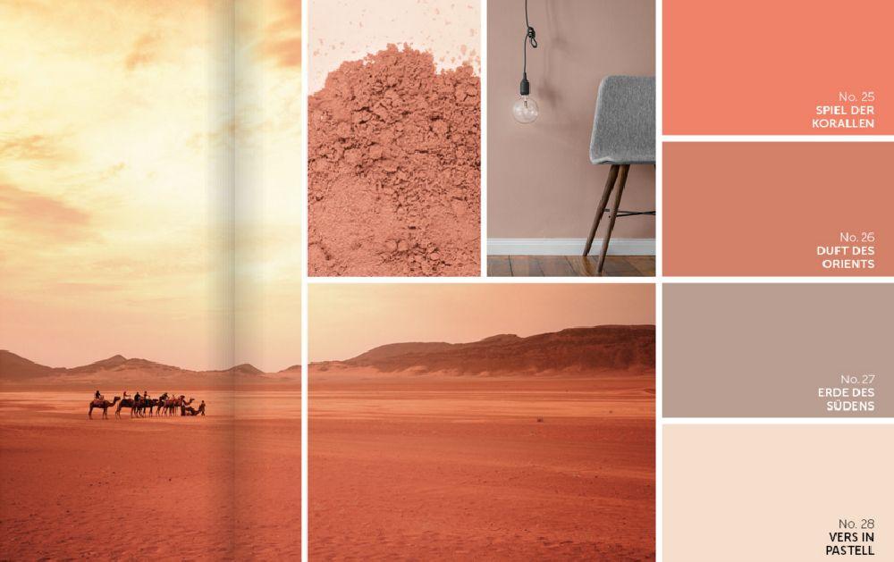 adelaparvu.com despre culorile anului 2016, paleta PORTOCALIU, Color Trends 2016 Alpina (5)