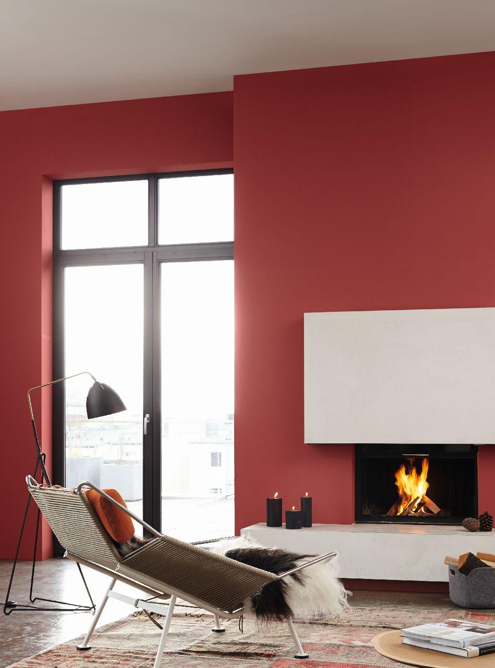 adelaparvu.com despre culorile anului 2016, paleta ROSU, Color Trends 2016 Alpina (2)