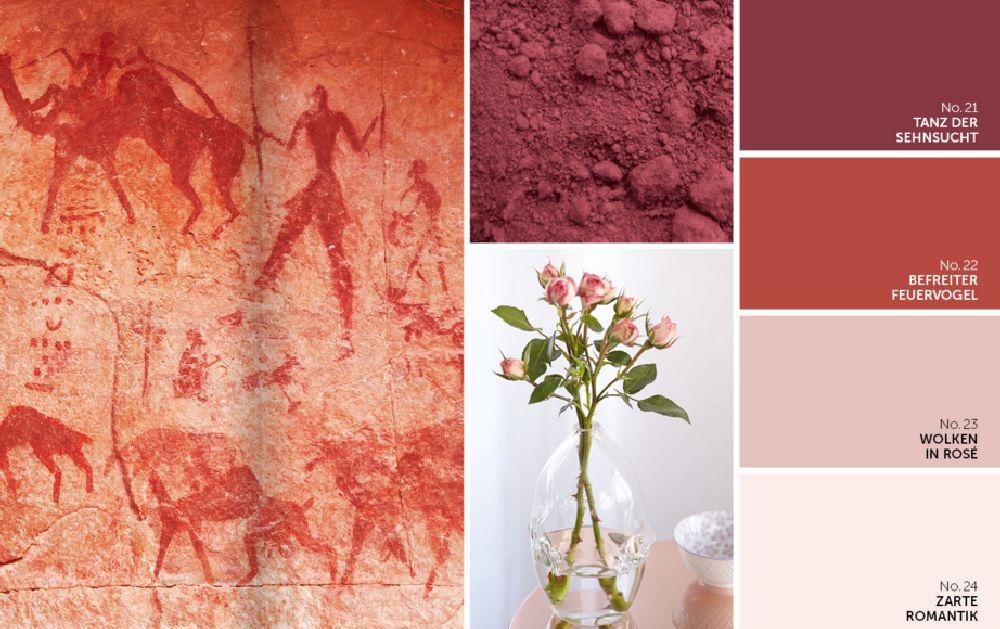 adelaparvu.com despre culorile anului 2016, paleta ROSU, Color Trends 2016 Alpina (5)