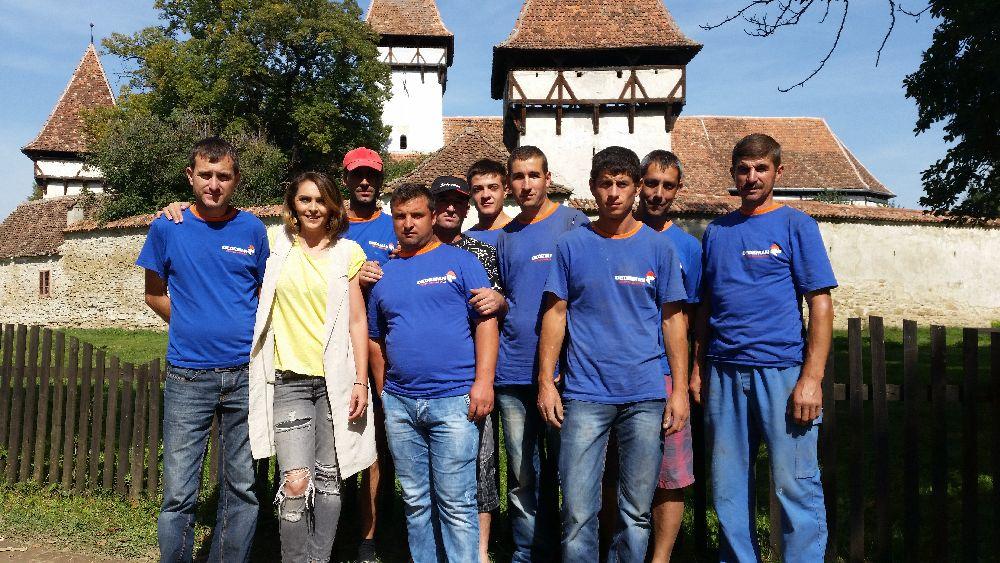 adelaparvu.com despre de ce se gasesc greu mesteri buni in Romania, Foto din emisiunea Visuri la cheie, ProTv (2)