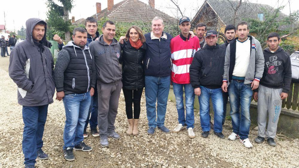 adelaparvu.com despre de ce se gasesc greu mesteri buni in Romania, Foto din emisiunea Visuri la cheie, ProTv (3)
