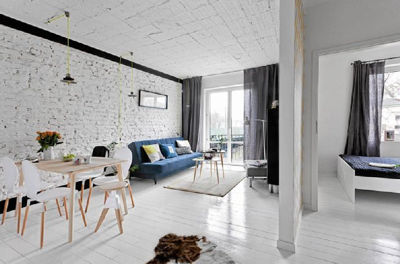 adelaparvu.com despre doua camere in 34 mp, design interior Warsztat Wnetrza (5)
