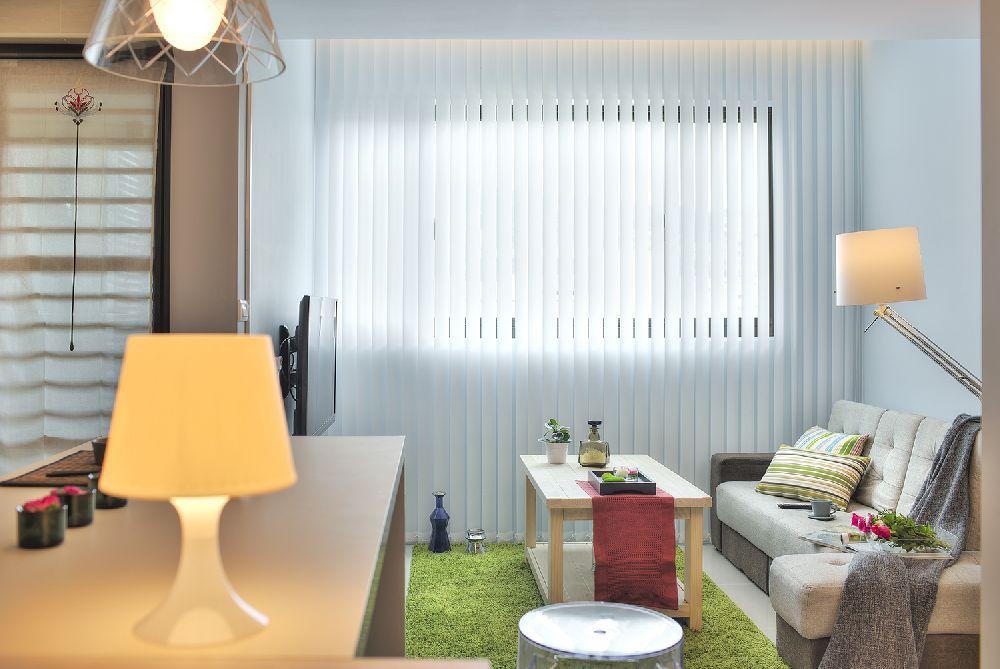 adelaparvu.com despre garsoniera 32 mp cu pat si loc de canapea, design interior CloudPen, Foto CloudPen (5)