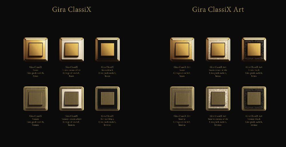 adelaparvu.com despre intrerupatoare si prize pentru case clasice, Gira colectia ClassiX Art (14)