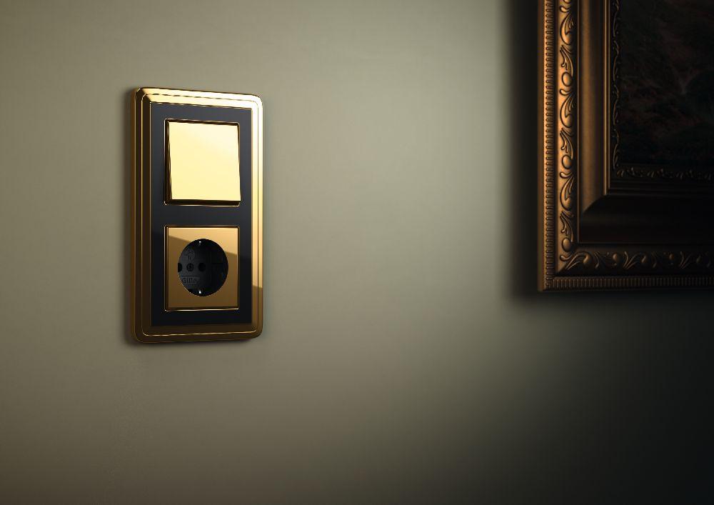 adelaparvu.com despre intrerupatoare si prize pentru case clasice, Gira colectia ClassiX Art (4)