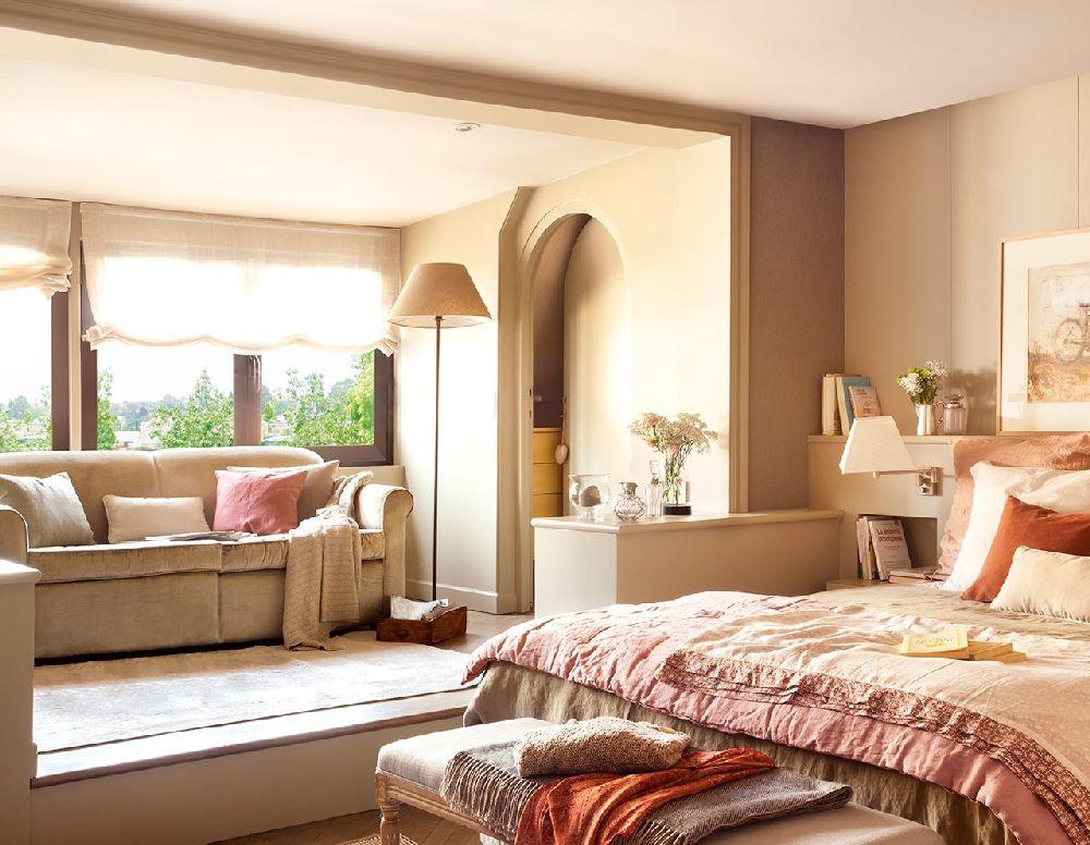 adelaparvu.com despre locuinta parter si mansarda in stil combinat clasic si rustic, designer Jeanette Tresing, Foto ElMueble (11)