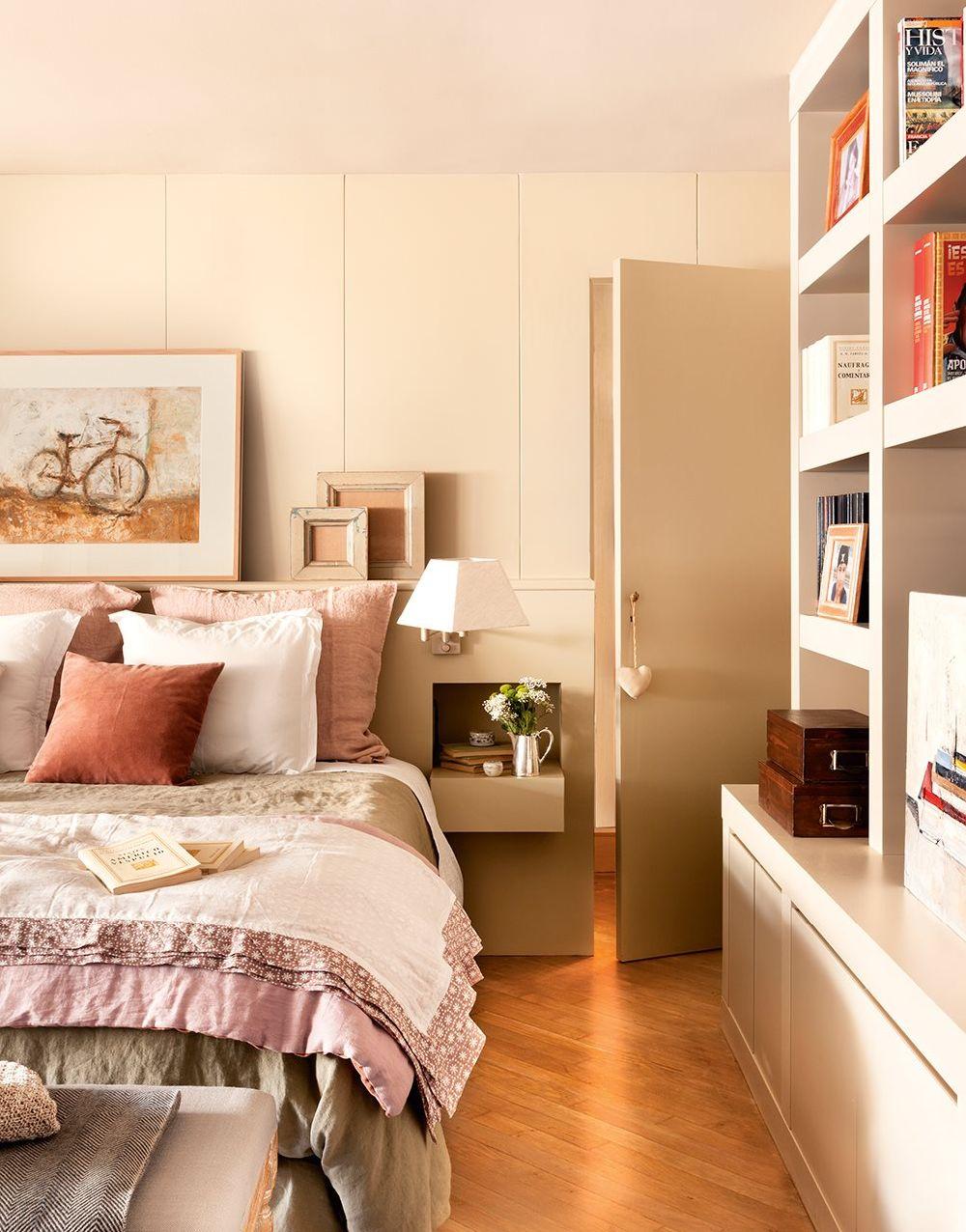 adelaparvu.com despre locuinta parter si mansarda in stil combinat clasic si rustic, designer Jeanette Tresing, Foto ElMueble (9)
