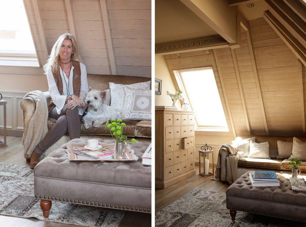 adelaparvu.com despre locuinta parter si mansarda in stil combinat clasic si rustic, designer Jeanette Tresing, Foto Jeanette Tresing (5)