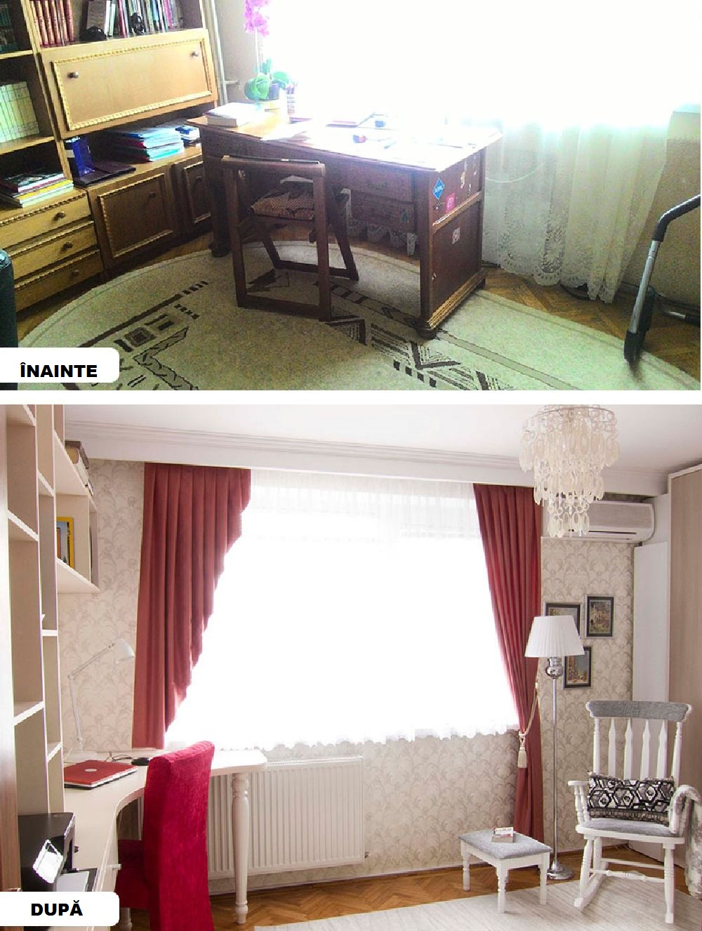 adelaparvu.com despre reamenajare apartament 3 camere Bucuresti, designer Adriana Croveanu (27)