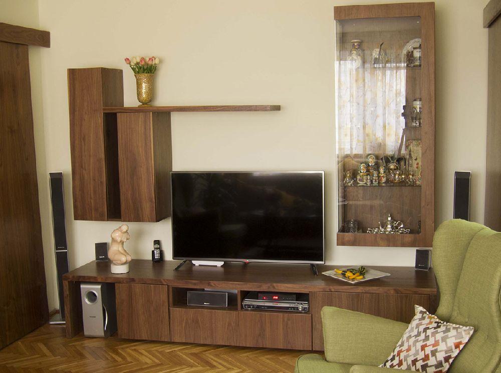 adelaparvu.com despre reamenajare apartament 3 camere Bucuresti, designer Adriana Croveanu (7)