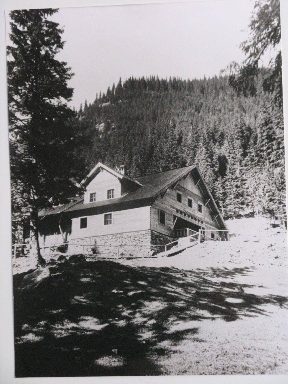 Copyright Alpin Photo Festival 2016, Predeal, Cabana SKV Balea Cascada III,1925