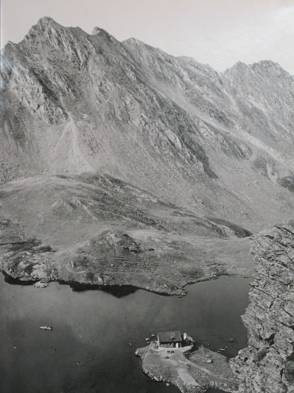 Copyright Alpin Photo Festival 2016, Predeal, Cabana SKV Balea lac, 1937