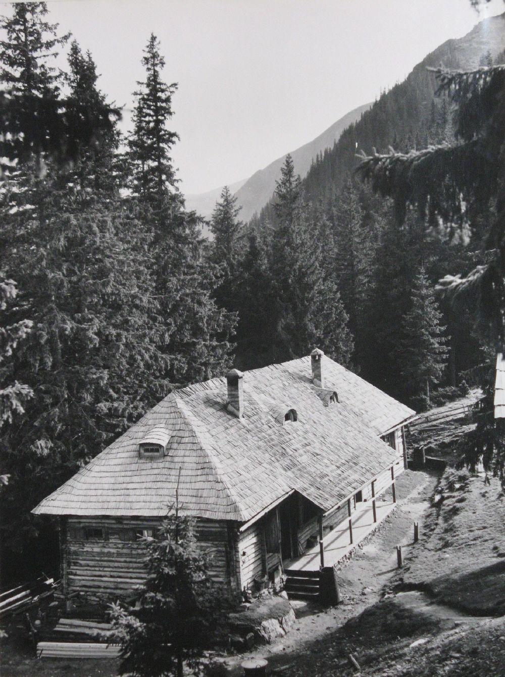 Copyright Alpin Photo Festival 2016, Predeal, Cabana SKV Urlea, 1927