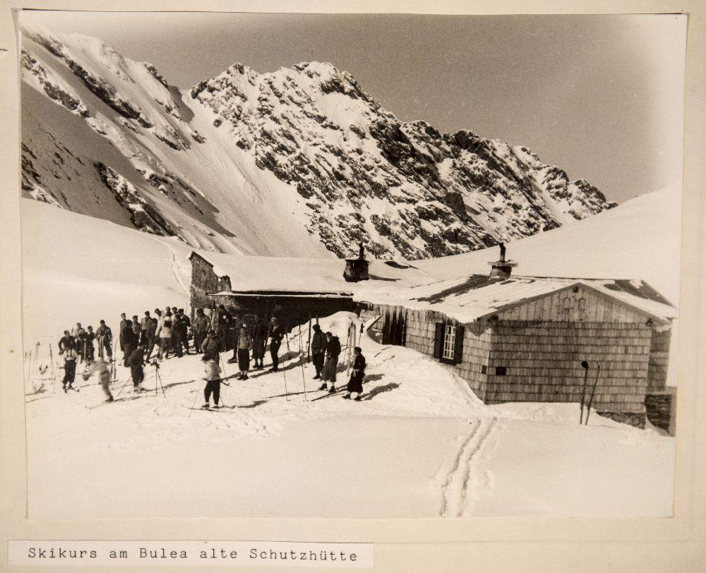 Copyright Alpin Photo Festival 2016, Predeal, cabana Skikurs am Bulea alte Schutzhutte