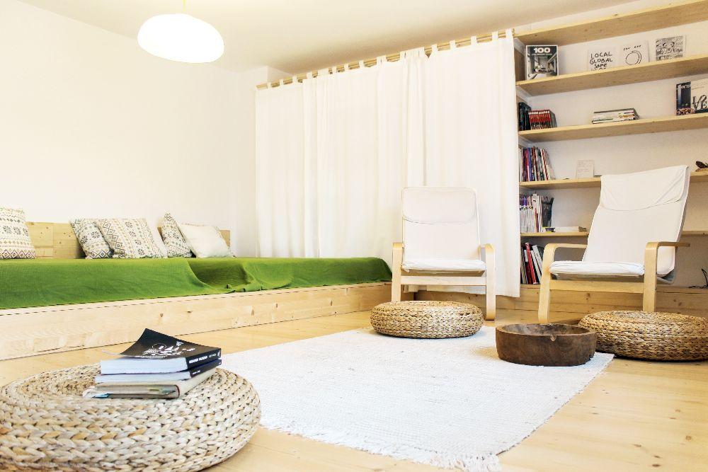 adelaparvu.com despre Garden Studio Timisoara, garsoniera 35 mp cu gradina, design Alexandru Damian si Olimpia Onci (26)