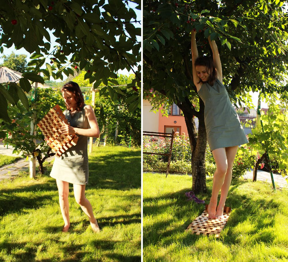 adelaparvu.com despre Garden Studio Timisoara, garsoniera 35 mp cu gradina, design Alexandru Damian si Olimpia Onci (41)
