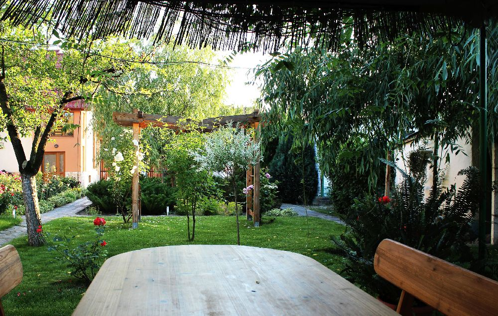 adelaparvu.com despre Garden Studio Timisoara, garsoniera 35 mp cu gradina, design Alexandru Damian si Olimpia Onci (9)