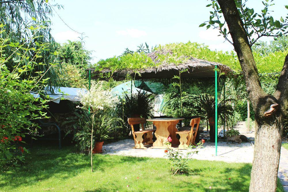 adelaparvu.com despre Garden Studio Timisoara, garsoniera 35 mp cu gradina, design Alexandru Damian si Olimpia Onci (1)
