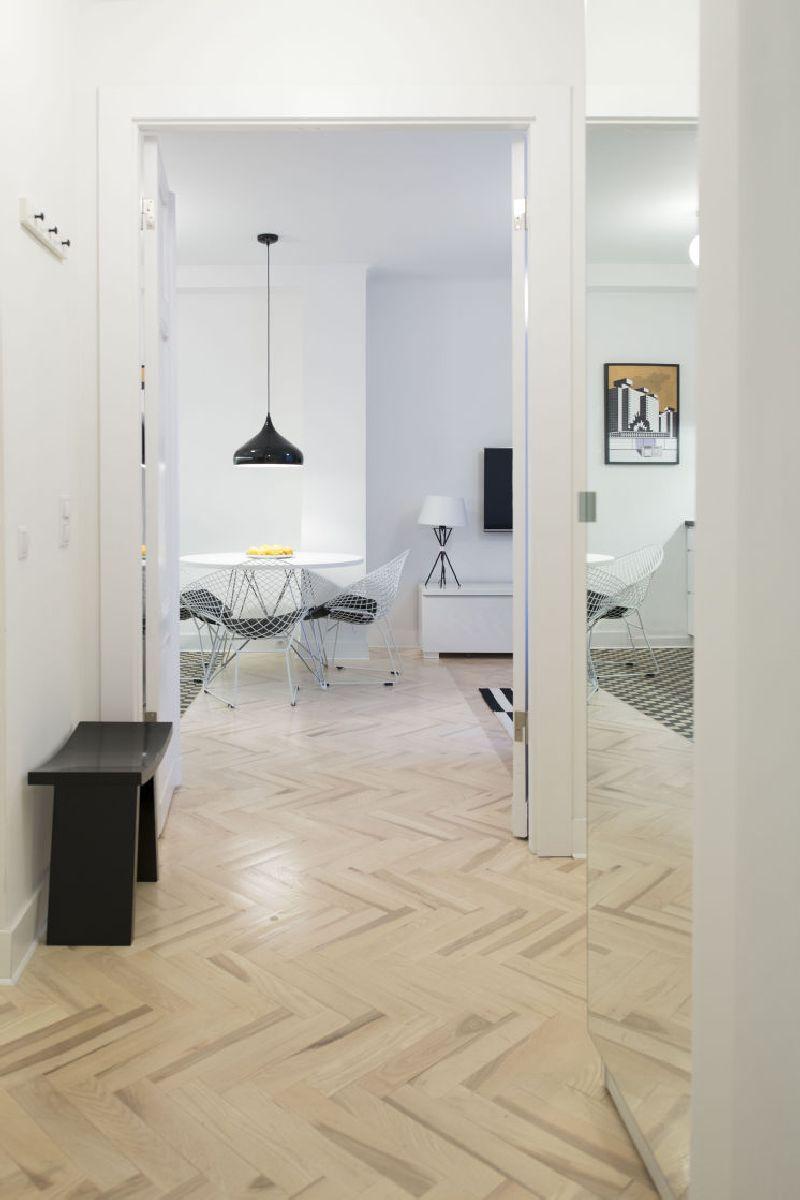 adelaparvu.com despre amenajare apartament 2 camere, 38 mp, designer Katarzyna Dziurdzia (1)