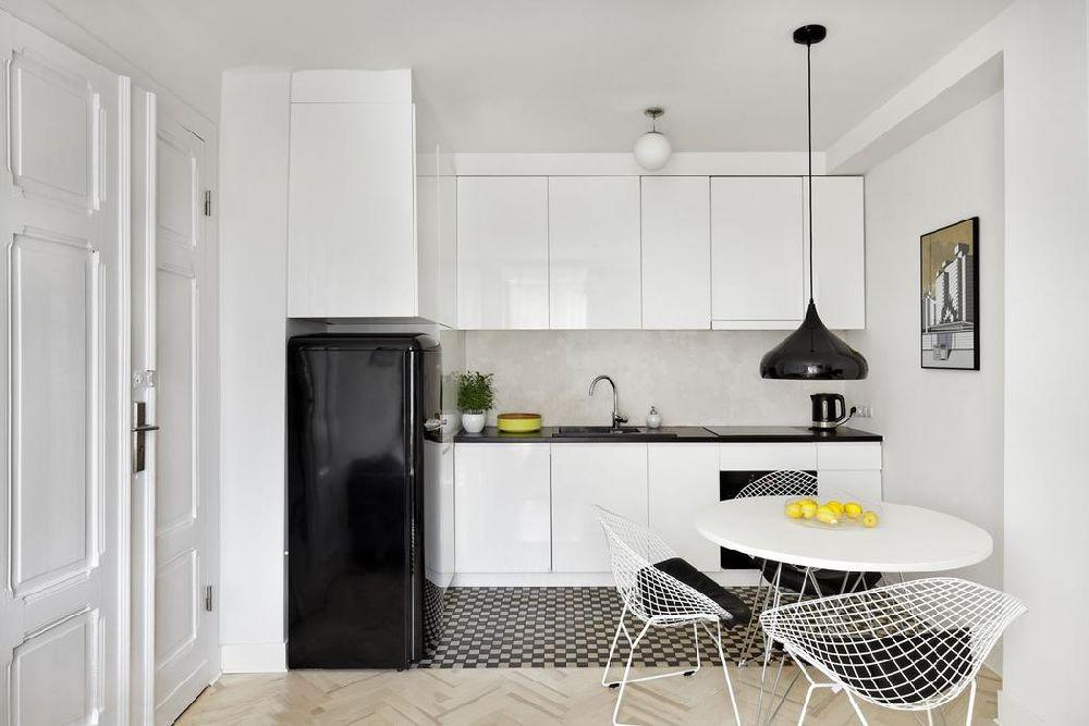 adelaparvu.com despre amenajare apartament 2 camere, 38 mp, designer Katarzyna Dziurdzia (10)