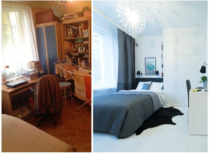 adelaparvu.com despre amenajare apartament 2 camere, 38 mp, designer Katarzyna Dziurdzia (13)