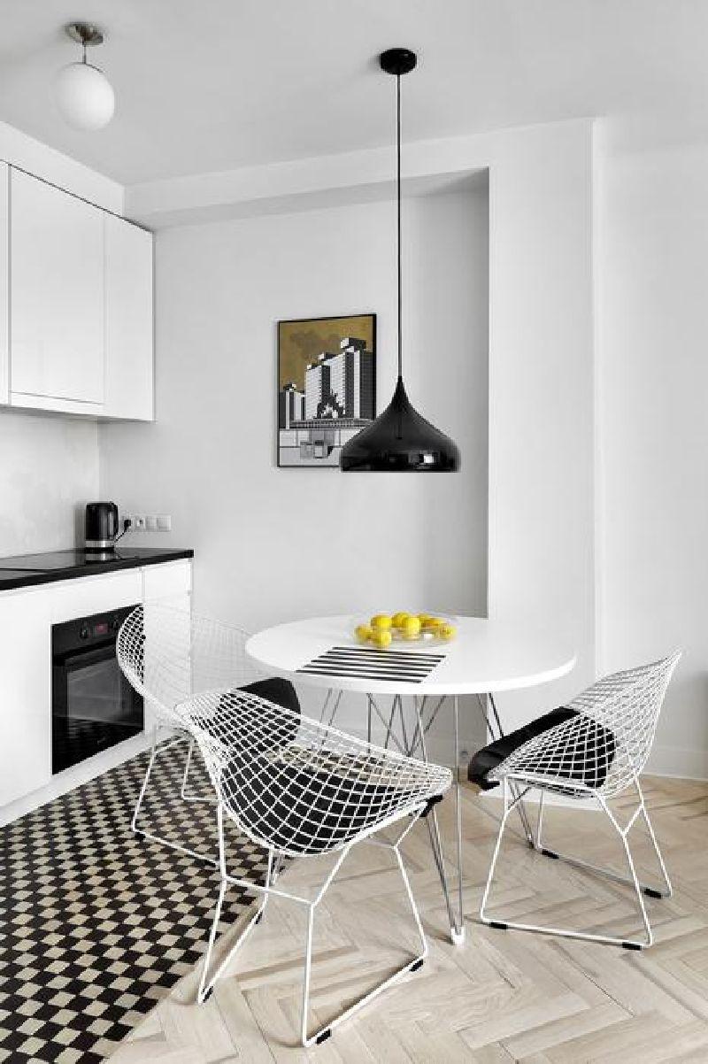adelaparvu.com despre amenajare apartament 2 camere, 38 mp, designer Katarzyna Dziurdzia (16)