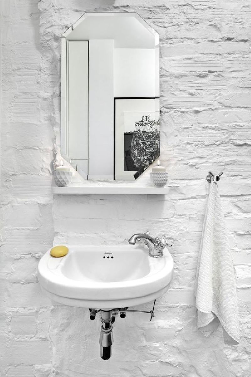 adelaparvu.com despre amenajare apartament 2 camere, 38 mp, designer Katarzyna Dziurdzia (18)