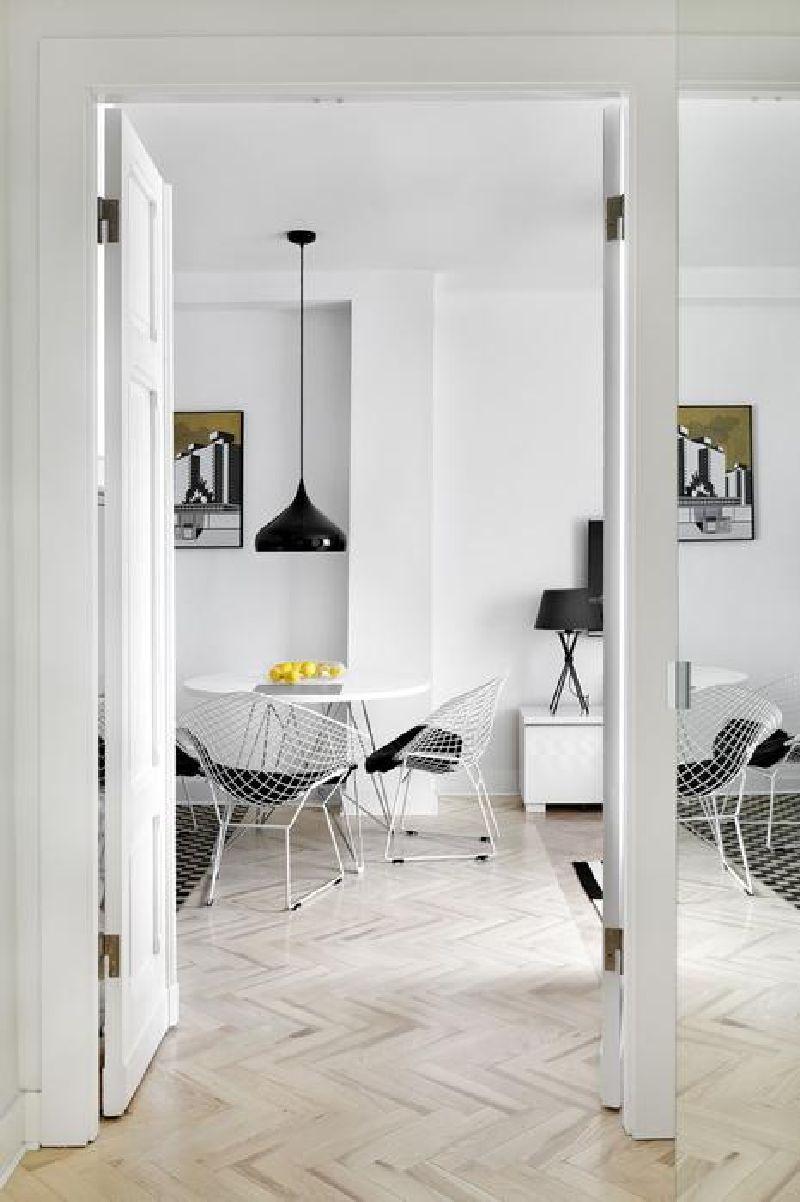 adelaparvu.com despre amenajare apartament 2 camere, 38 mp, designer Katarzyna Dziurdzia (19)