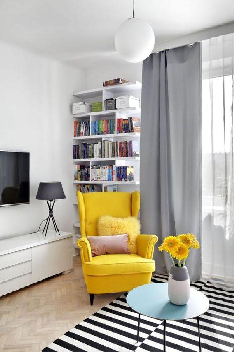 adelaparvu.com despre amenajare apartament 2 camere, 38 mp, designer Katarzyna Dziurdzia (21)