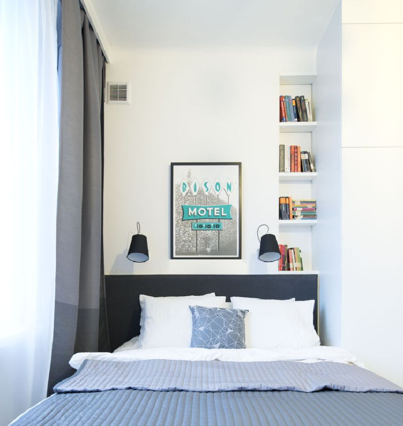 adelaparvu.com despre amenajare apartament 2 camere, 38 mp, designer Katarzyna Dziurdzia (5)