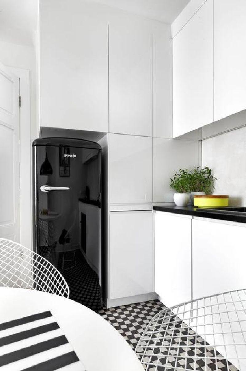 adelaparvu.com despre amenajare apartament 2 camere, 38 mp, designer Katarzyna Dziurdzia (9)